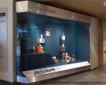 Vitrine exhibition- Mother by Marita Green