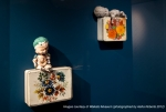 Vitrine exhibition- Mother by Marita Green